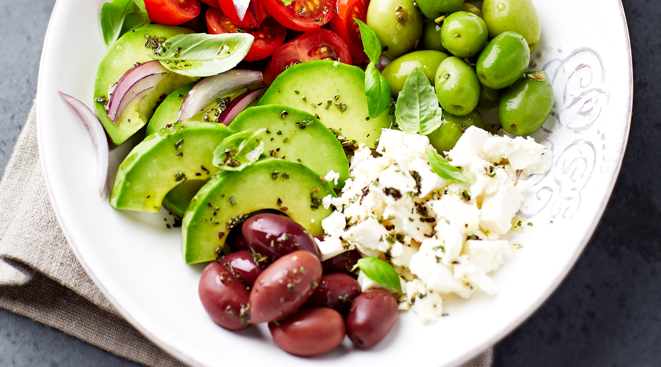 Eating a Mediterranean Diet Could Help You Get Pregnant