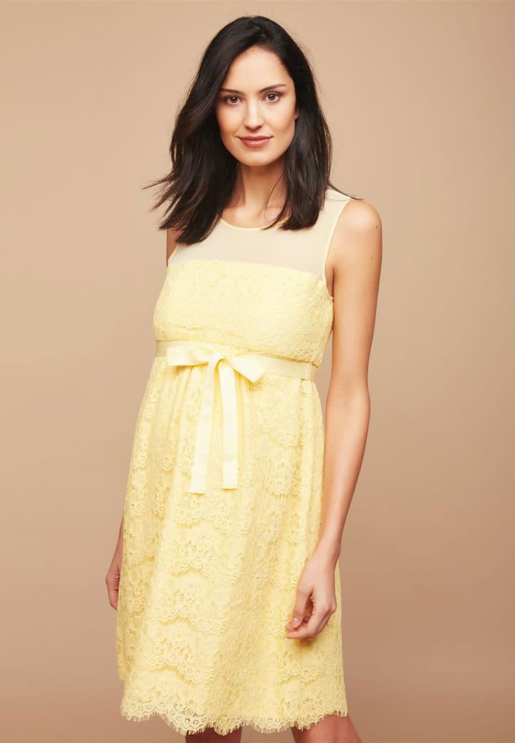 cec2652bd2c Motherhood lace maternity dresses for baby shower