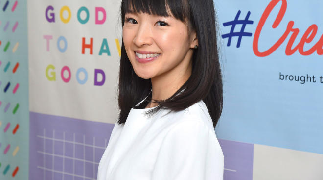 marie kondo has new show about tidying up on netflix