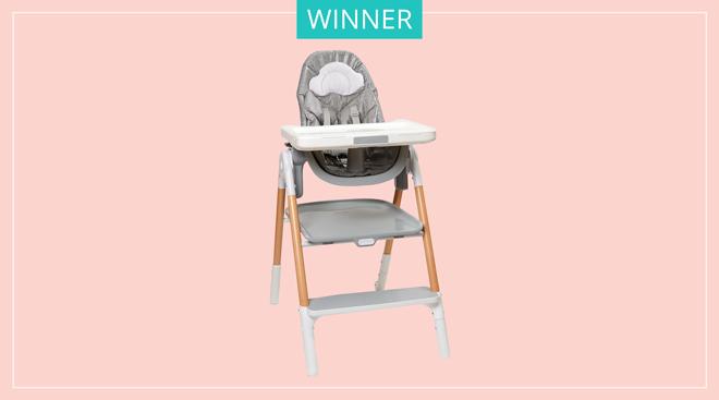 2021 best of baby winner for high chair