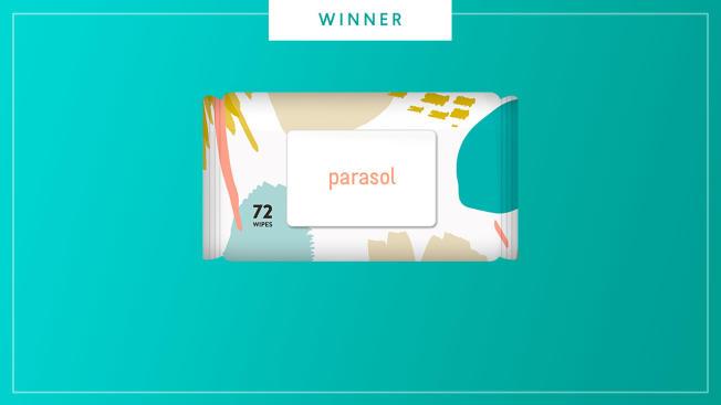 Parasol baby wipes