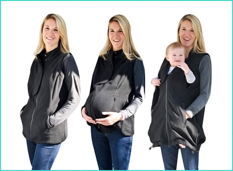 04a554c3cf6b 14 Maternity Coats That Have You Stylishly Covered
