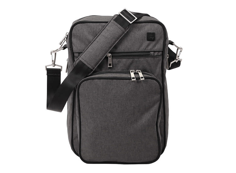 Dad Diaper Bag Ju Be Helix Chrome