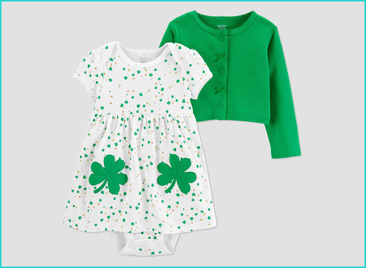 10 Baby St. Patrick s Day Outfits for 2019 79f344ce765b