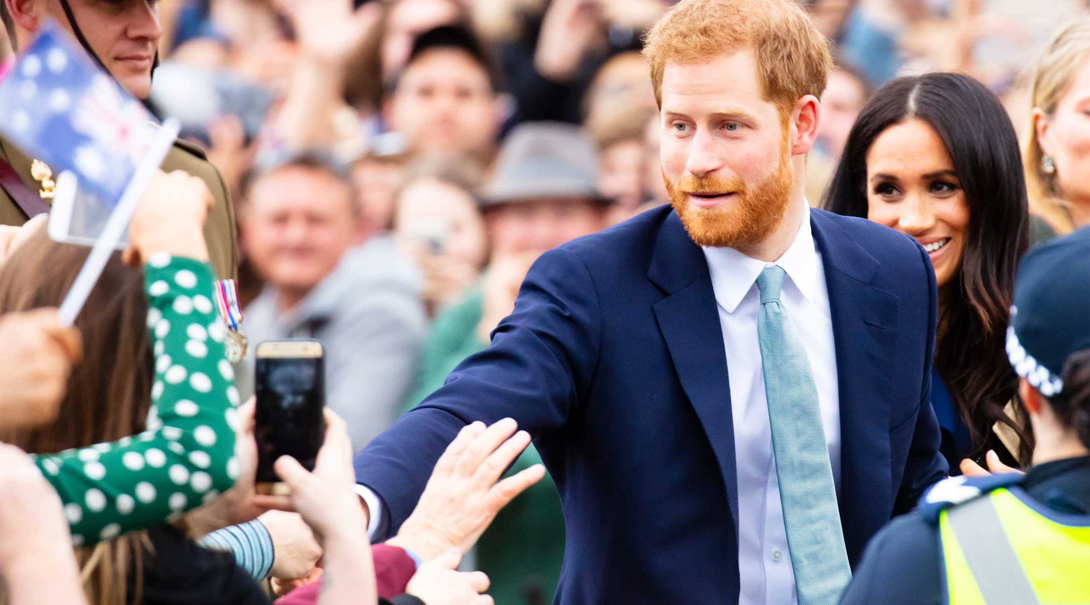prince harry mentions he's hoping for a new baby girl