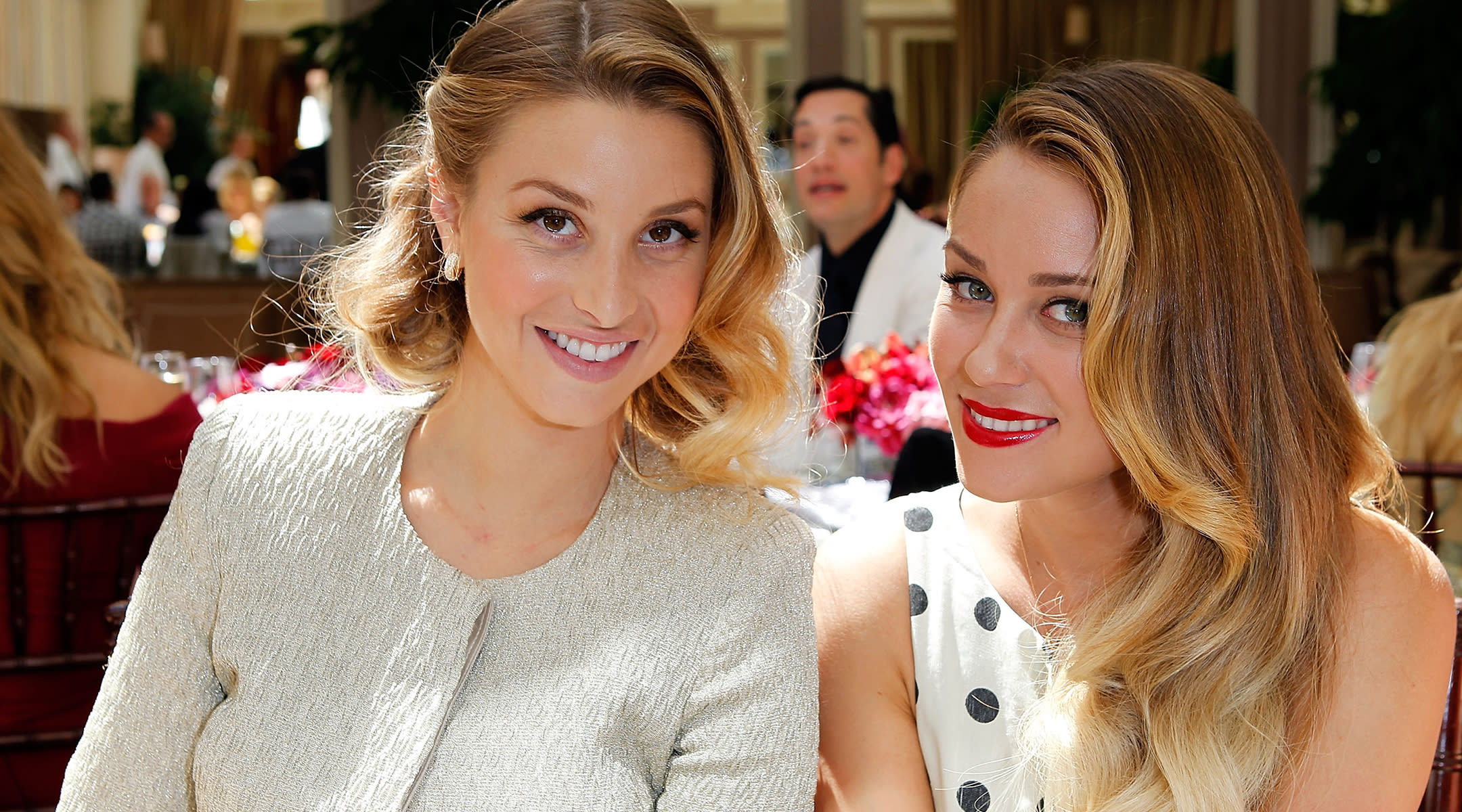 Image result for whitney port and lauren conrad pregnant