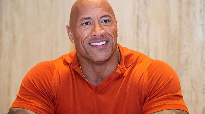 actor the rock