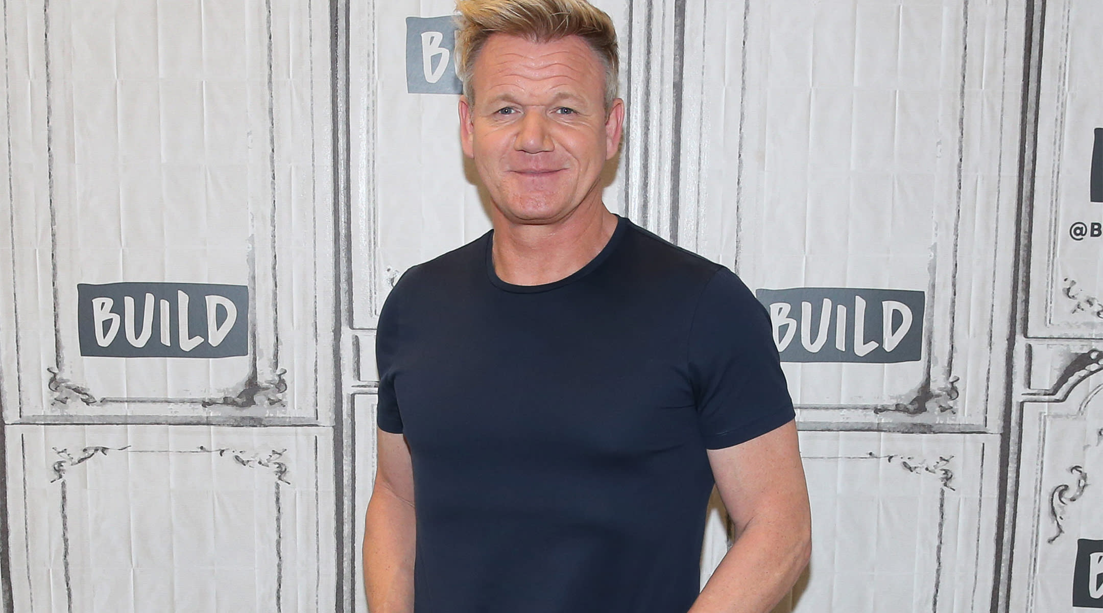 Gordon Ramsay's Baby Sports His Trademark Scowl During First Haircut