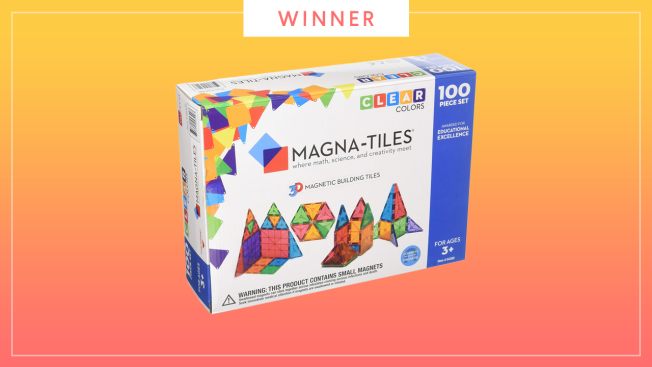 magna tiles learning tool