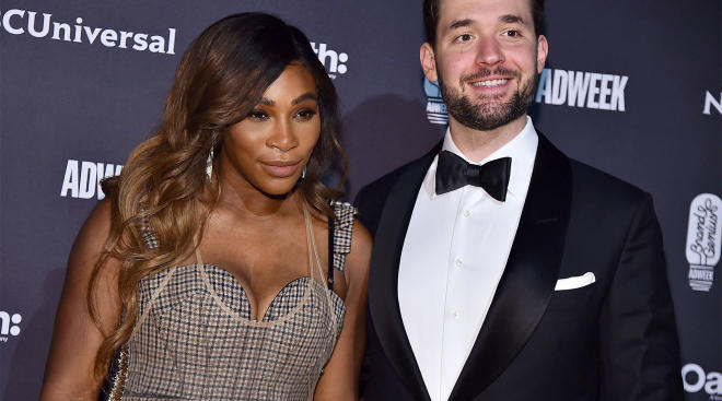 Serena William's husband, Alexis Ohanian speaks out about paid paternity leave