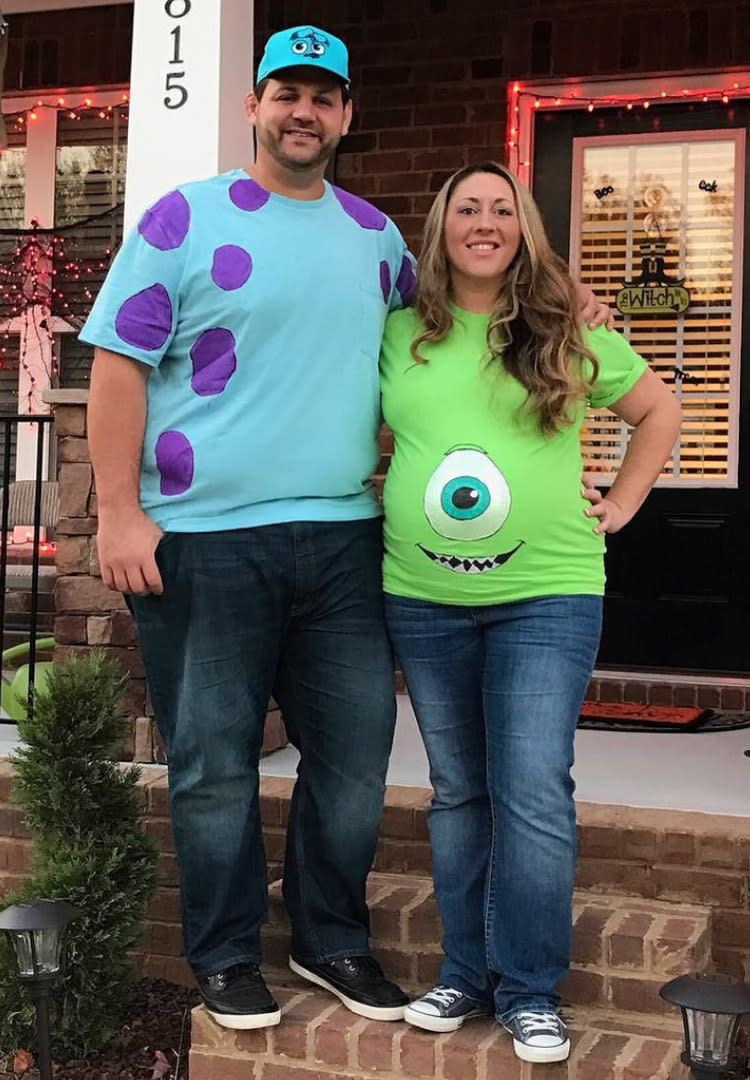 Halloween Costume Ideas For Pregnant Ladies.29 Best Maternity Halloween Costumes