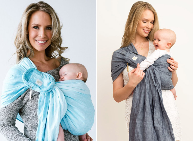 Practical Soft Baby Carrier Cotton Ring Baby Sling Carrier Baby Holder Extra Comfortable For Easy Wearing Carrying Of Newborn Infant Gifts Online Shop Mother & Kids