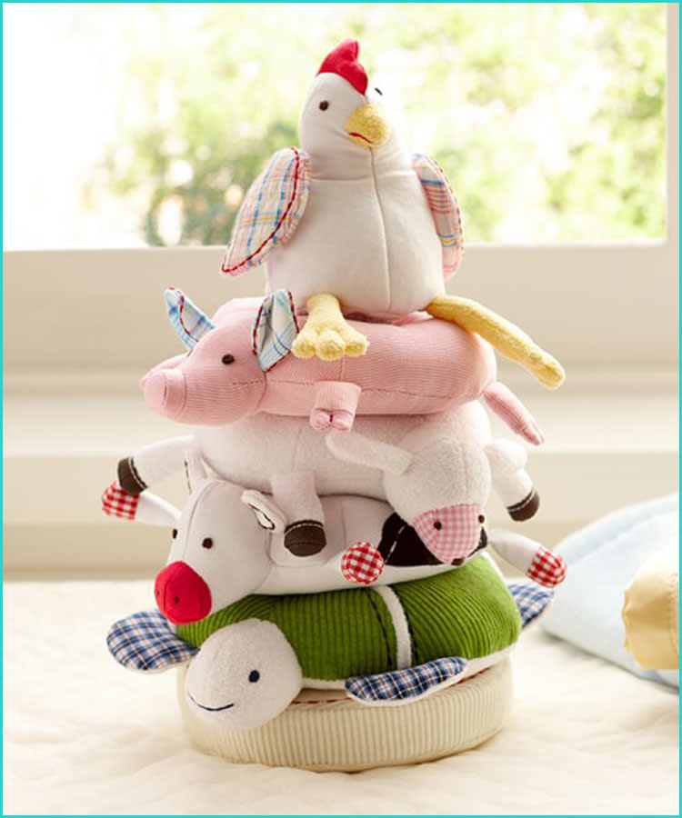 Pottery Barn Kids Farm Animal First Birthday Gifts