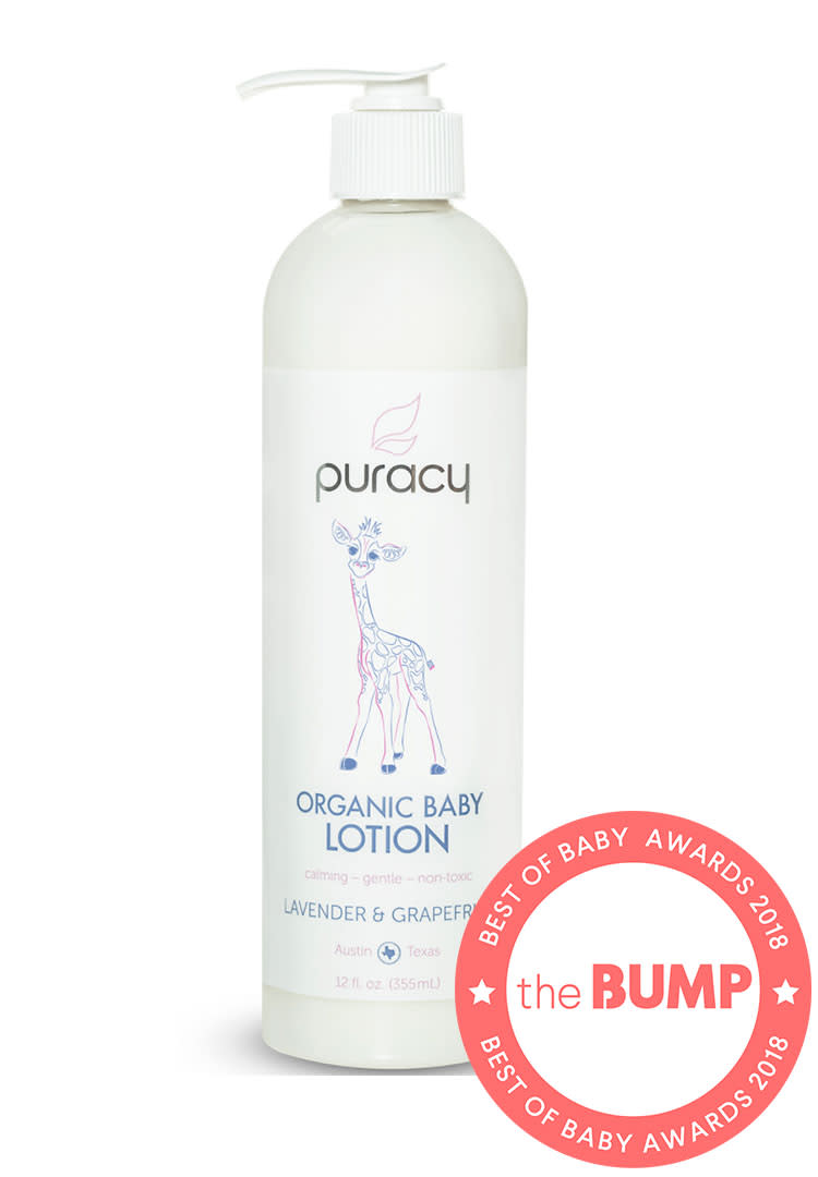 Best Baby Lotion Cussons Cream Mild And Gentle 50 Gr Puracy Organic