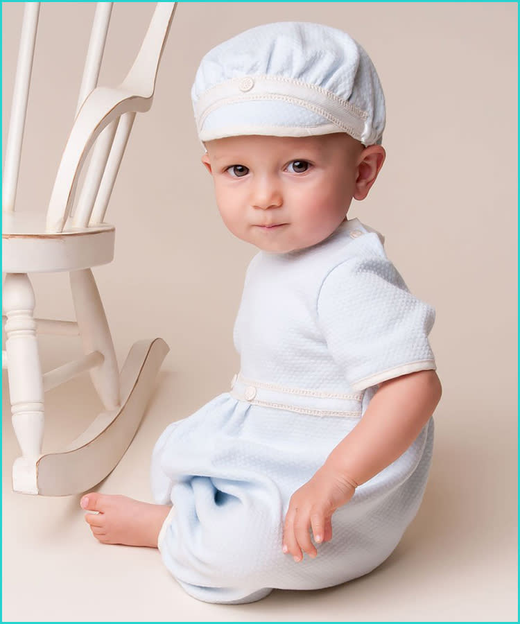 57738c3fa18 22 Baby Boy and Girl Easter Outfits