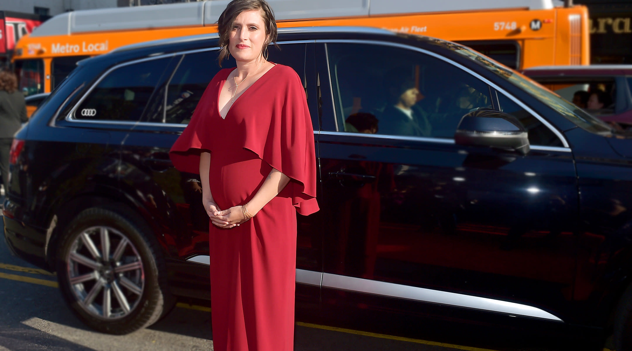 film maker Rachel Morrison defends working pregnant women