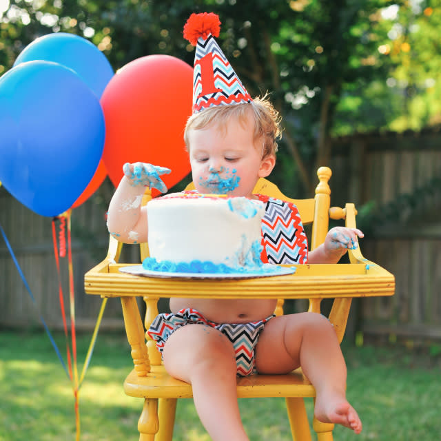 How to Plan Baby's First-Birthday Party
