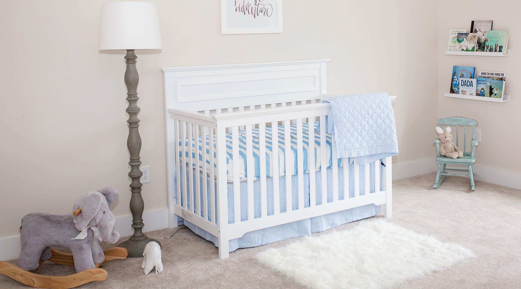 Amelia S Room Toddler Bedroom: When To Move Baby To His Own Room