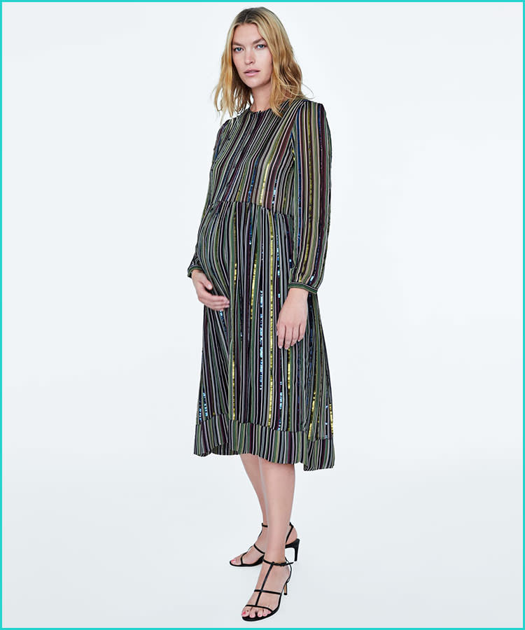 6eee0caa64089 15 Festive Maternity Holiday Dresses for Under $100
