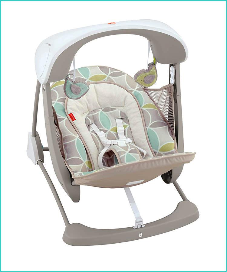 10 Best Baby Swings to Soothe Your Little One 7b9bc35f6