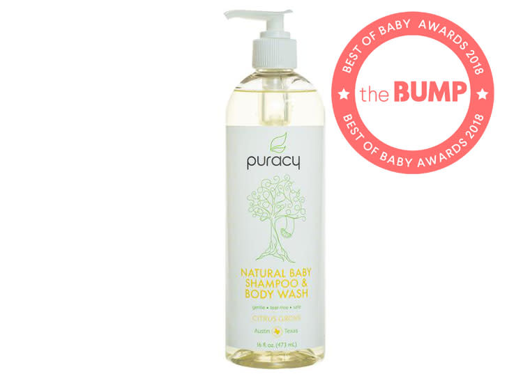 16 Best Baby Shampoos, Washes and Soaps