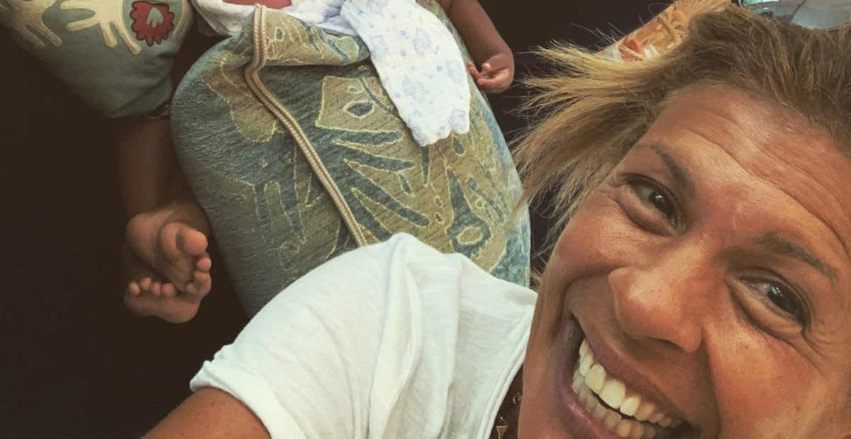 All Parents Need to Hear Hoda Kotb's Maternity Leave Advice for Jenna Bush Hager