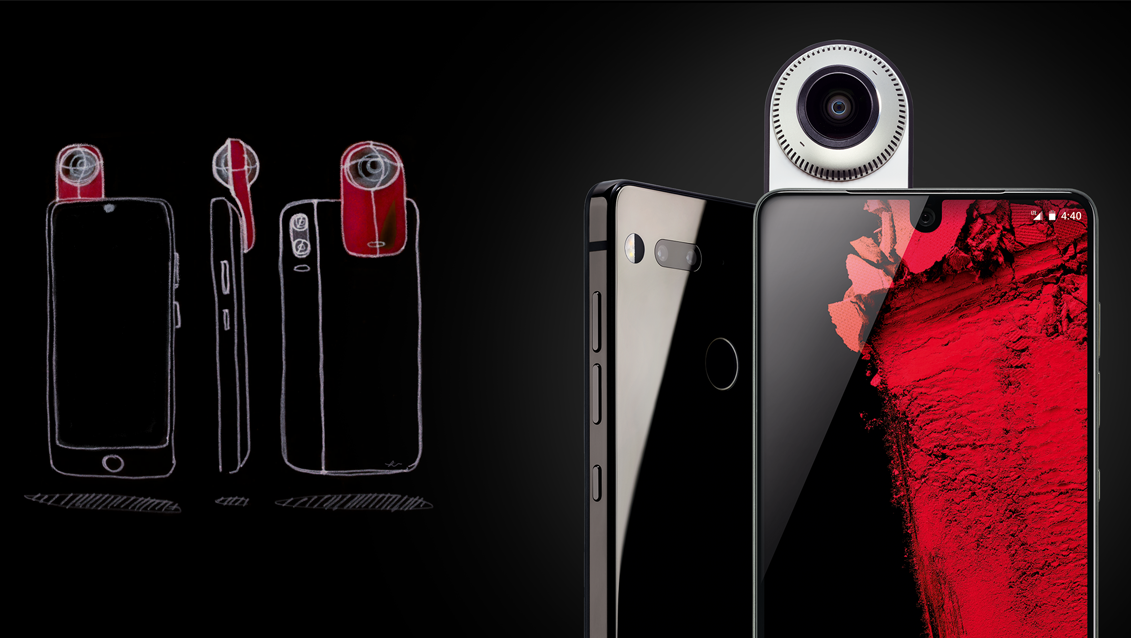 Essential Phone, available now.