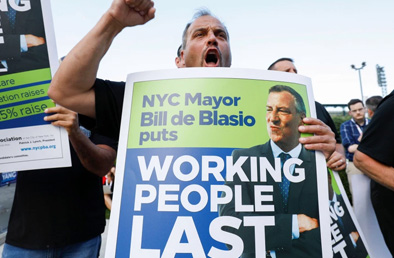 Save our city: Mayor de Blasio's war on NYC's middle class