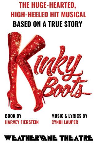 Kinky Boots (Weathervane Theatre)