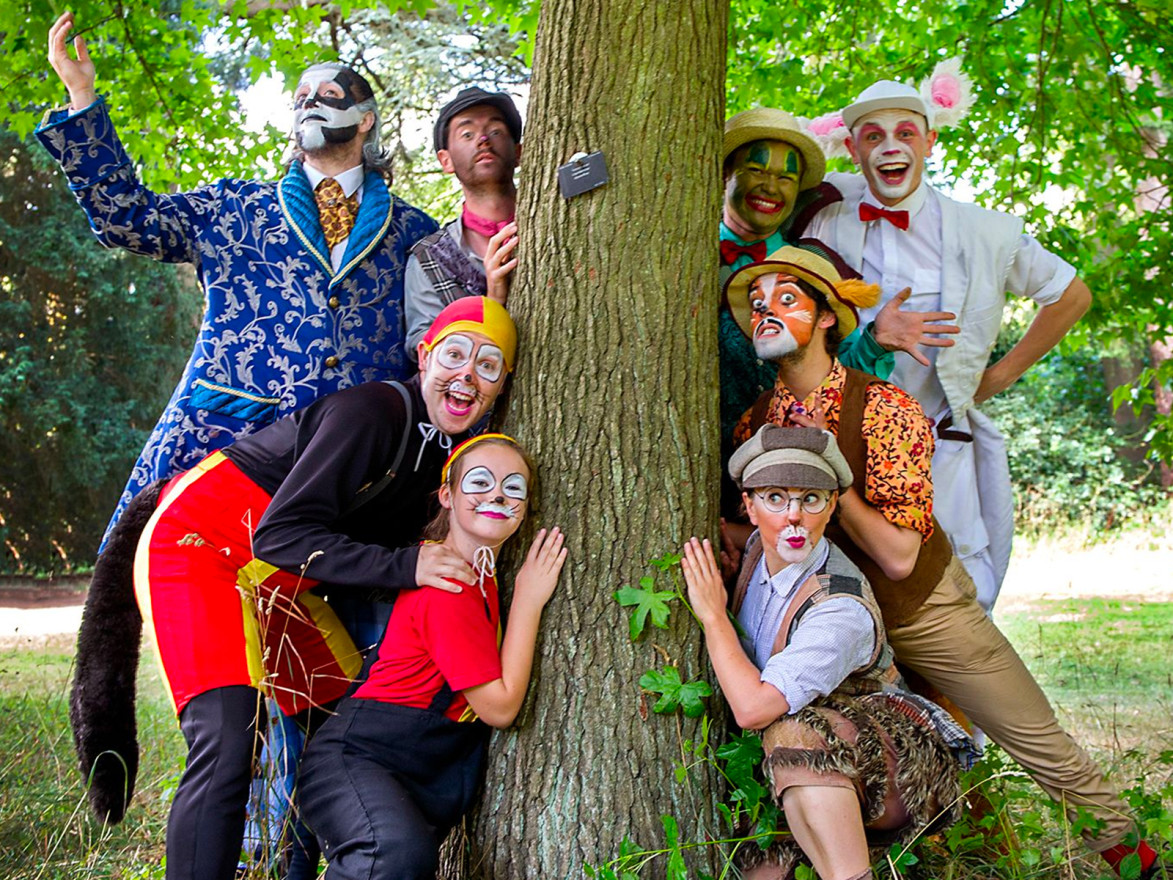 The Wind in the Willows presented by The Australian Shakespeare Company