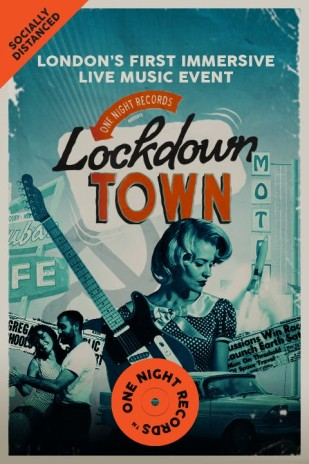 One Night Records - Lockdown Town