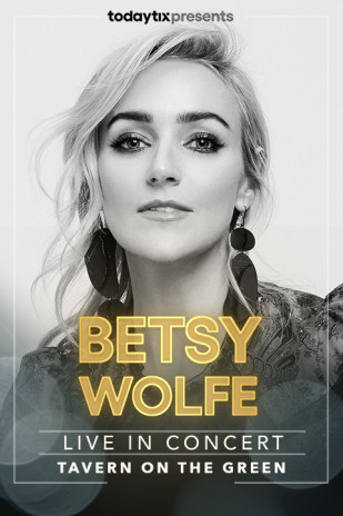 Betsy Wolfe at Tavern on the Green