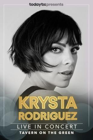 Krysta Rodriguez at Tavern on the Green