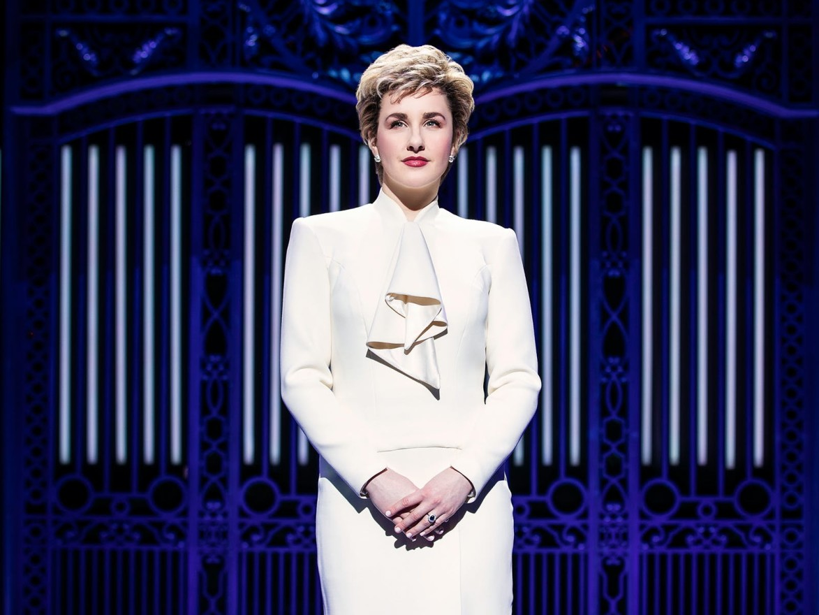 Diana: The Musical on Broadway