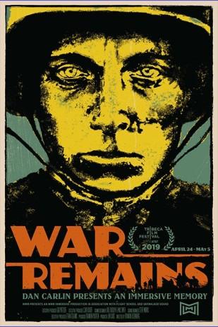 War Remains: Dan Carlin Presents an Immersive Memory