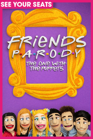 Friends Parody (The One With The Puppets)