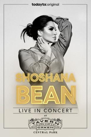 Shoshana Bean at Tavern on the Green
