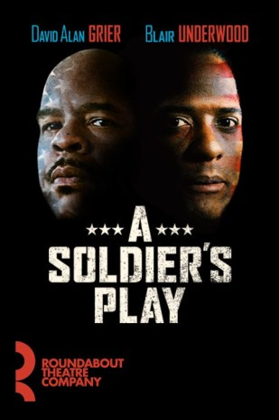 A Soldier's Play on Broadway