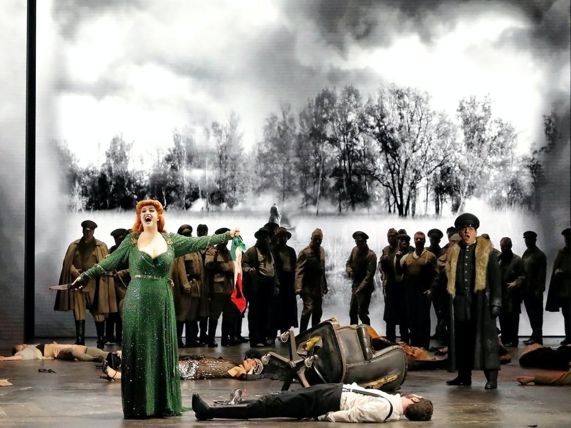 Opera Australia presents Attila
