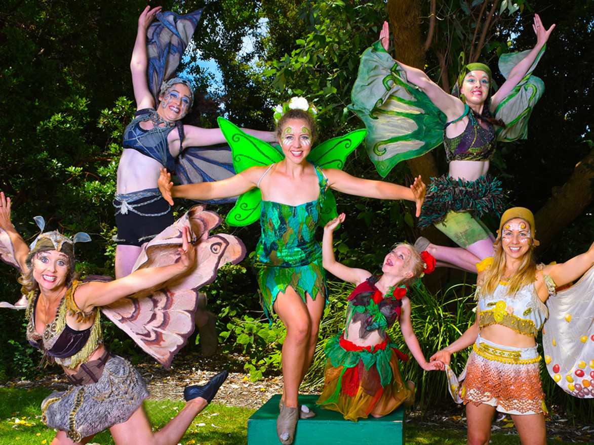 Tinkerbell and the Dream Fairies presented by The Australian Shakespeare Company