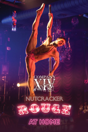 Nutcracker Rouge at Home by Company XIV