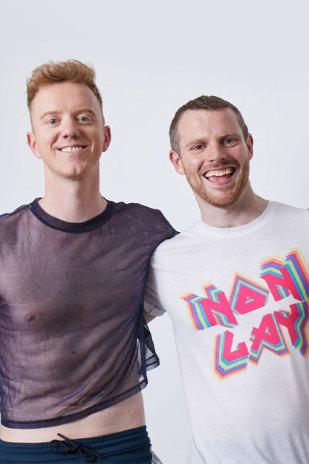 A Gay and A NonGay's Big Gay Show!