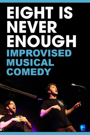 Eight is Never Enough Off Broadway