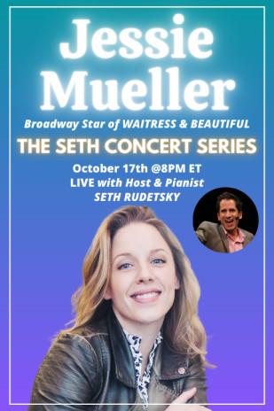 Jessie Mueller & Seth Rudetsky