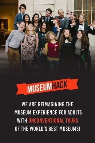 Smithsonian American Art Museum + National Portrait Gallery Un-Highlights Tour
