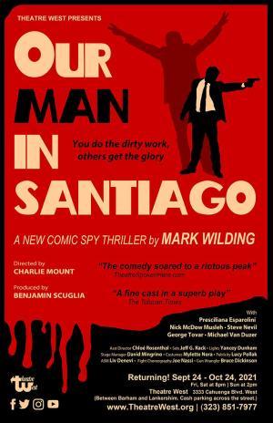 Our Man in Santiago