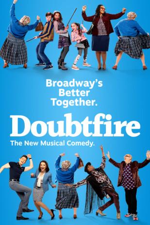 Mrs. Doubtfire on Broadway