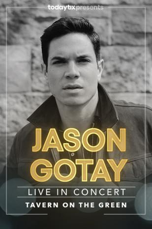 Jason Gotay at Tavern on the Green