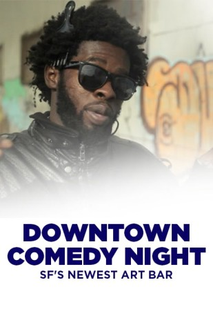 Downtown Comedy Night