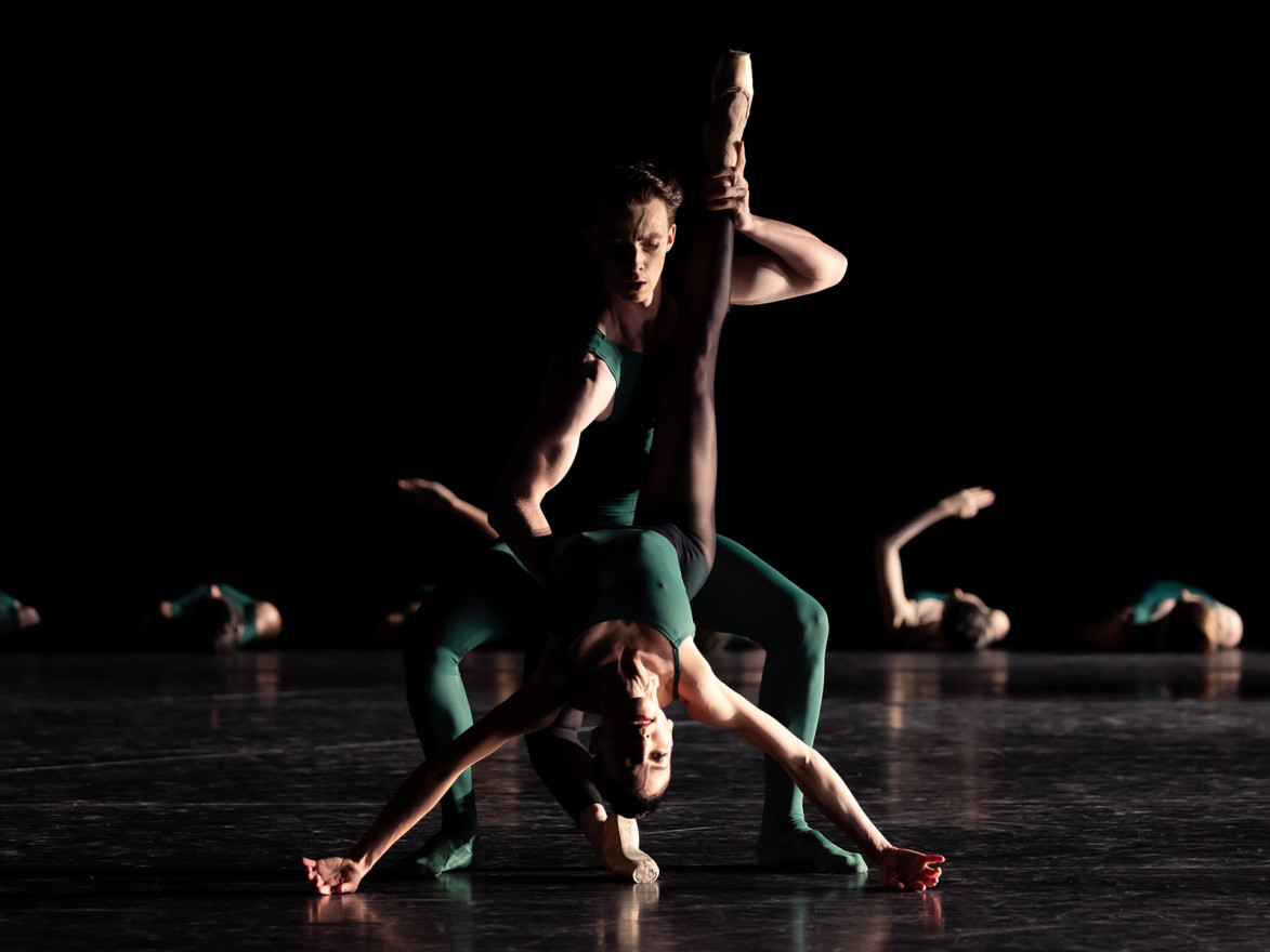 The Australian Ballet presents Counterpointe